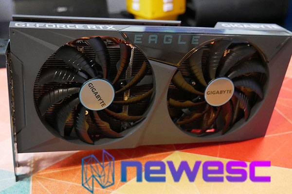 REVIEW GIGABYTE RTX 3060 TI EAGLE DESTACADA