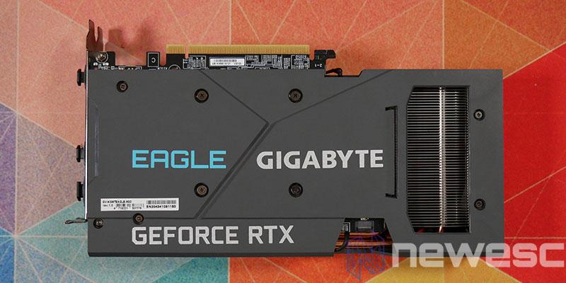 REVIEW GIGABYTE RTX 3060 TI EAGLE DETRAS