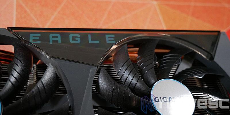 REVIEW GIGABYTE RTX 3060 TI EAGLE EMBELLECEDOR PLASTICO
