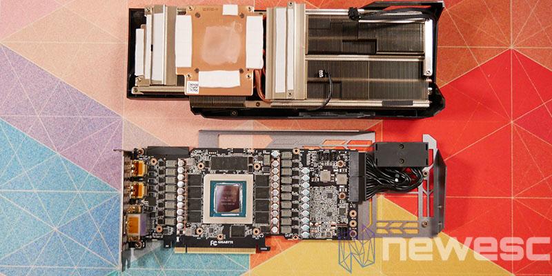 REVIEW GIGABYTE RTX 3090 GAMING OC RADIADOR DESMONTADO