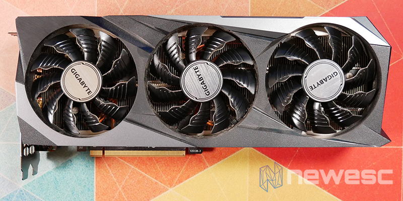REVIEW GIGABYTE RX 6800 XT GAMING OC FRONTAL