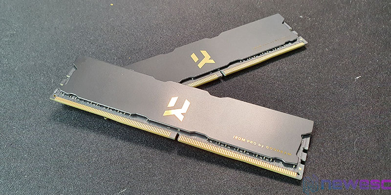 REVIEW GOODRAM IRDM PRO DDR4 MEMORIAS