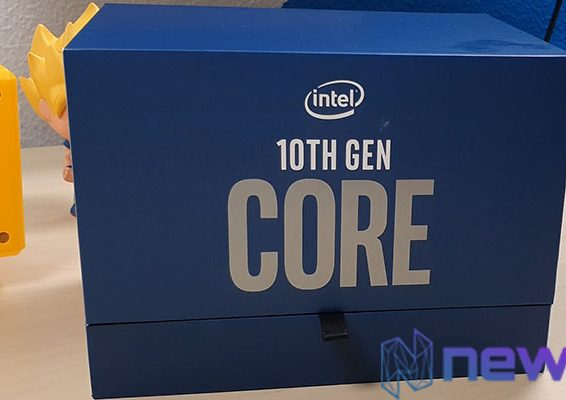 REVIEW INTEL I9 10900K CAJA PRENSA