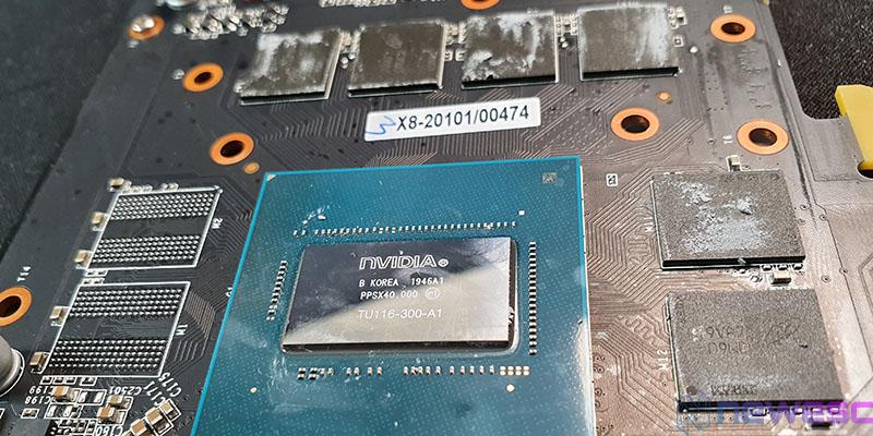 REVIEW KFA2 GTX 1660 SUPER 1 CLICK OC CHIPSET Y MEMORIAS