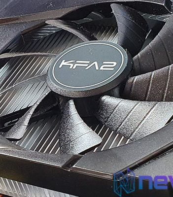 REVIEW KFA2 GTX 1660 SUPER 1 CLICK OC DESTACADA