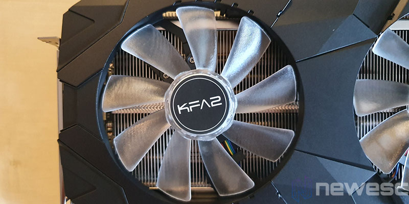 REVIEW KFA2 RTX 2060 SUPER EX VENTILADORES