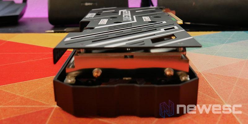 REVIEW KFA2 RTX 3060 EX PUNTA INTERNA
