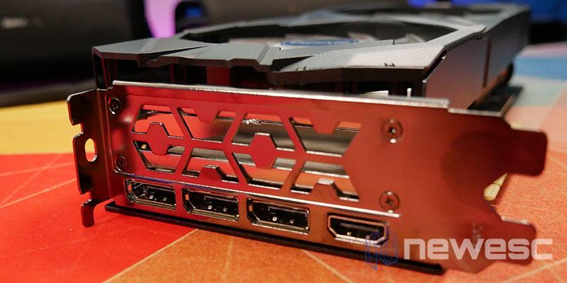 REVIEW KFA2 RTX 3060 EX SALIDAS DE VIDEO