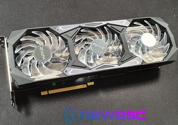 REVIEW KFA2 RTX 3070 SG DESTACADA