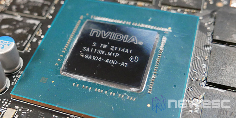 REVIEW KFA2 RTX 3070TI SG CHIPSET 1