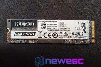 REVIEW KINGSTON KC2500 1TB DESTACADA