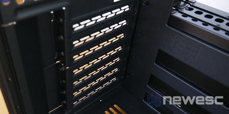 REVIEW LIAN LI 011 MINI SLOTS PCI