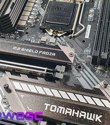 REVIEW MSI MAG Z490 TOMAHAWK DESTACADA 1