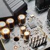 REVIEW MSI MEG Z490 ACE CONDENSADORES Y DAC SABRE
