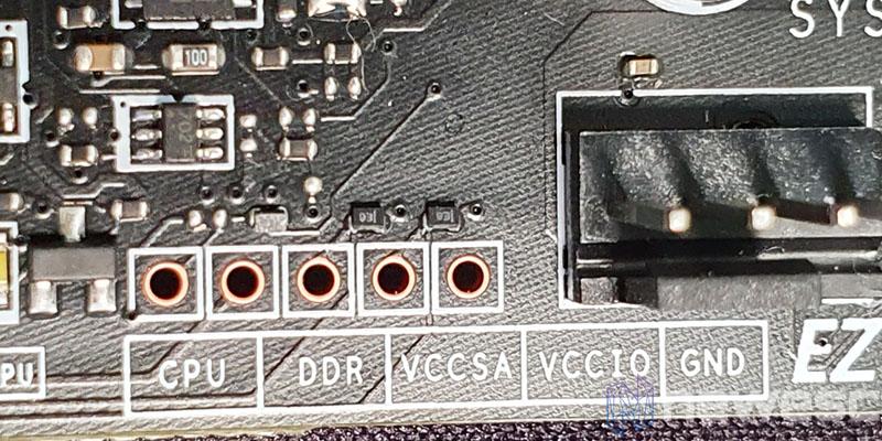 REVIEW MSI MEG Z490 UNIFY TESTERS