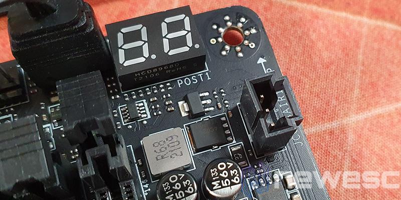 REVIEW MSI MPG X570S CARBON EK X DEBUG LED Y CONECTOR CORSAIR