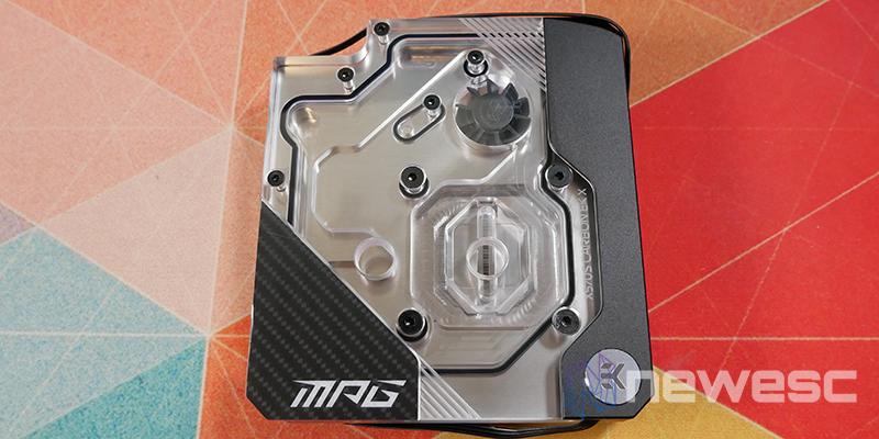 REVIEW MSI MPG X570S CARBON EK X MONOBLOQUE DELANTE
