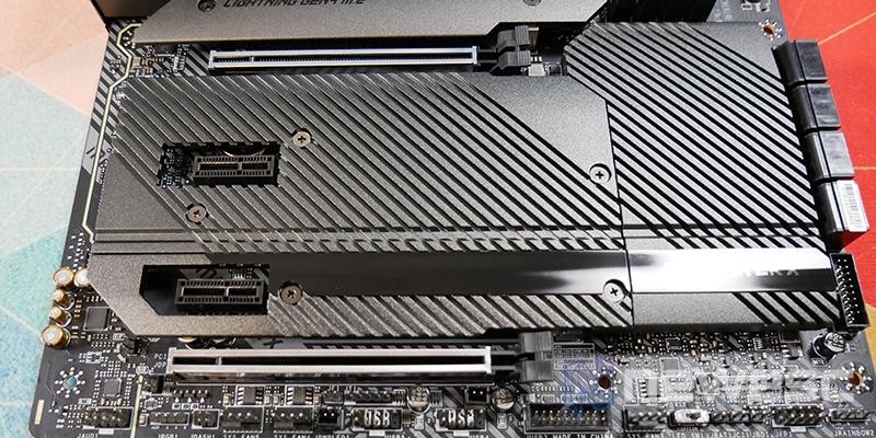 REVIEW MSI MPG X570S CARBON EK X PCIE