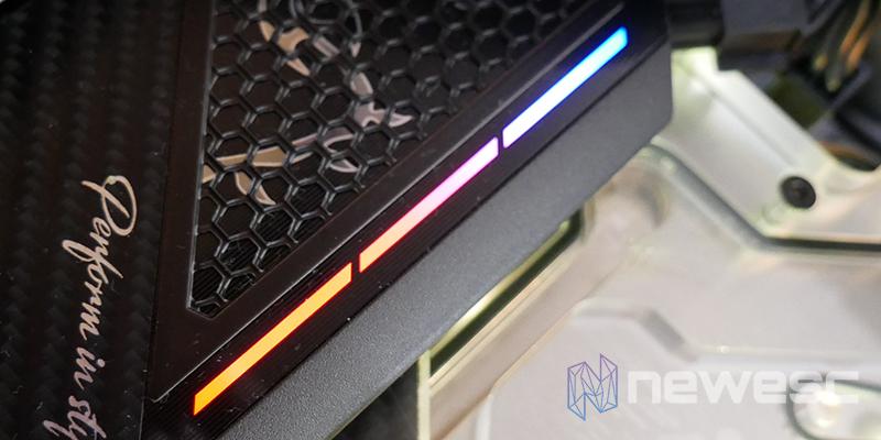 REVIEW MSI MPG X570S CARBON EK X RGB PROTECTOR CONEXIONES EXTERNAS