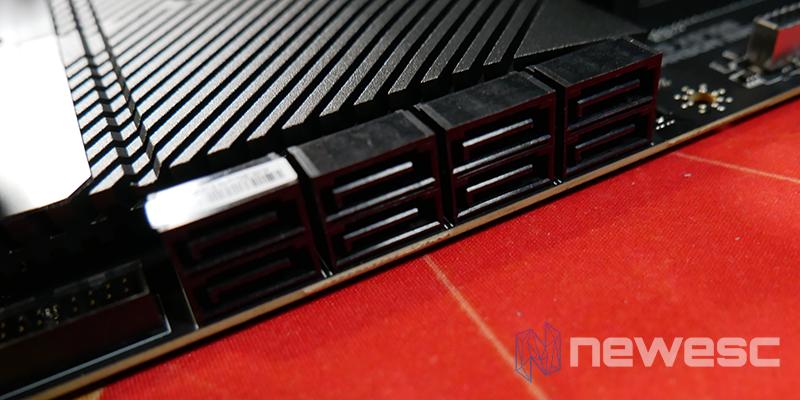 REVIEW MSI MPG X570S CARBON EK X SATA