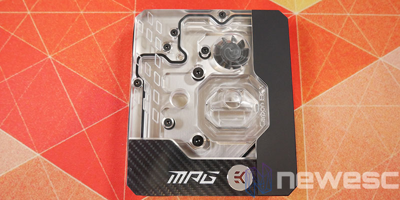 REVIEW MSI MPG Z590 CARBON EK X MONOBLOQUE 3
