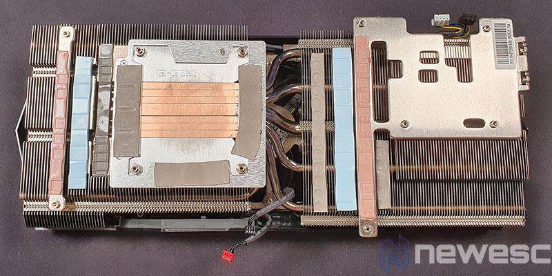 REVIEW MSI RTX 3080 GAMING X TRIO RADIADOR