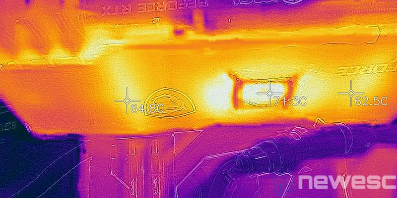REVIEW MSI RTX 3080 GAMING X TRIO TEMPERATURAS