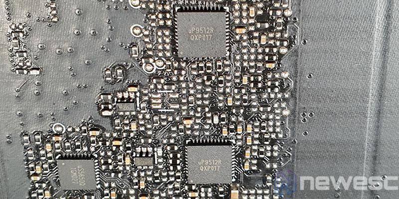 REVIEW MSI RTX 3090 GAMING X TRIO CONTROLADORAS UPI
