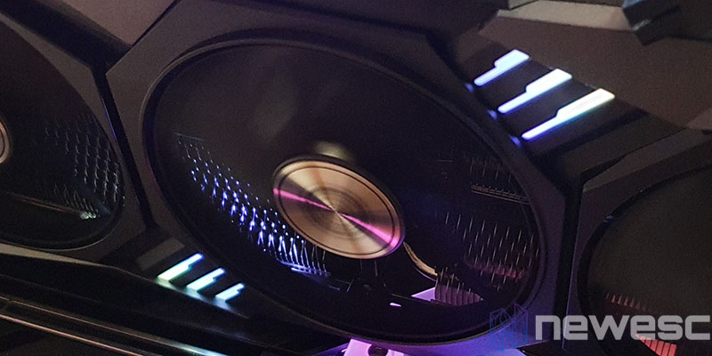 REVIEW MSI RTX 3090 GAMING X TRIO ILUMINACION RGB 1
