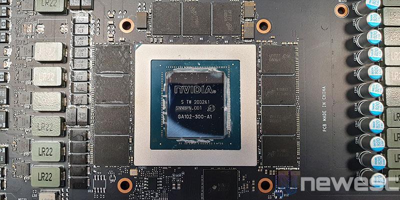 REVIEW MSI RTX 3090 GAMING X TRIO MEMORIAS PCB DELANTE