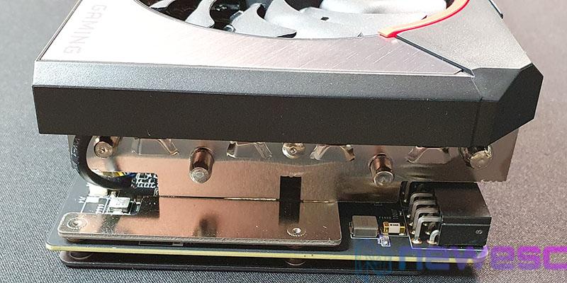 REVIEW MSI RX 5600 XT GAMING X OPUESTO A CONEXIONES
