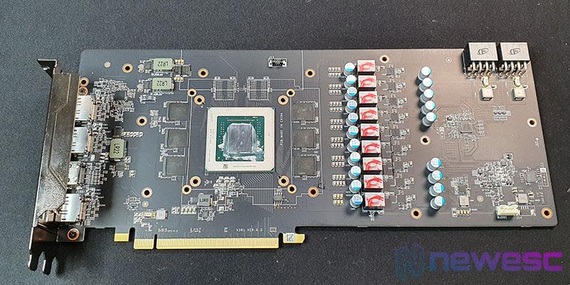 REVIEW MSI RX 5600 XT GAMING X PCB