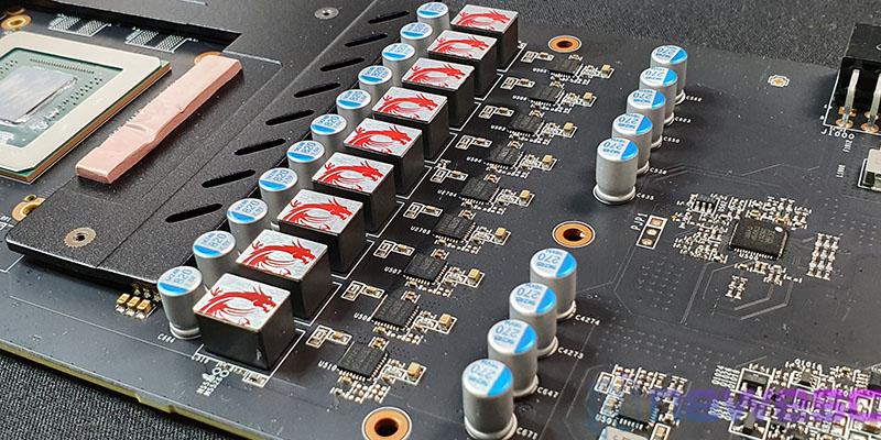 REVIEW MSI RX 5600 XT GAMING X VRM