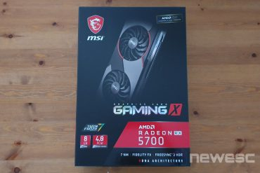 REVIEW MSI RX 5700 GAMING X DESTACADA