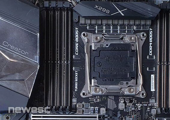 REVIEW MSI X299 CREATOR DESTACADA