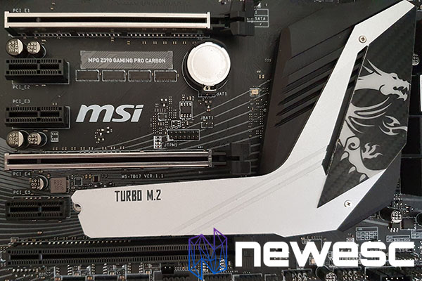 REVIEW MSI Z390 GAMING PRO CARBON