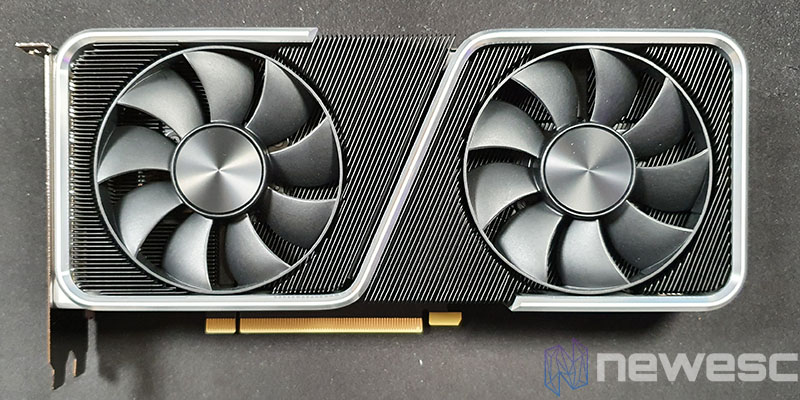 REVIEW NVIDIA RTX 3060TI FRONTAL