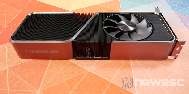 REVIEW NVIDIA RTX 3070Ti FE LATERAL EXTERNO