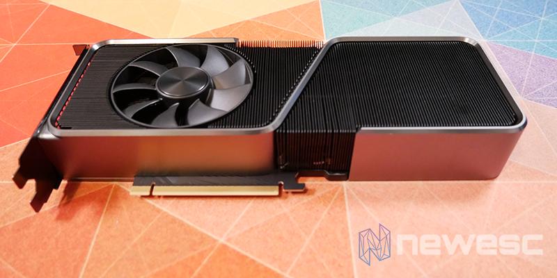 REVIEW NVIDIA RTX 3070Ti FE LATERAL INTERNO