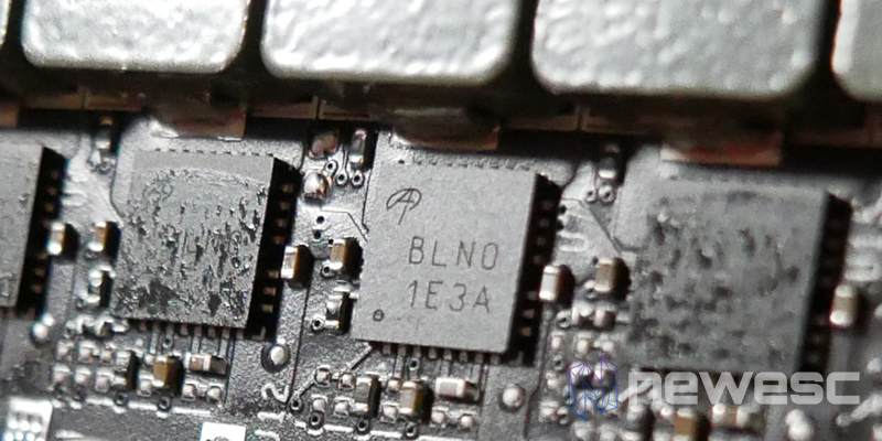 REVIEW NVIDIA RTX 3070Ti FE MOSFETS