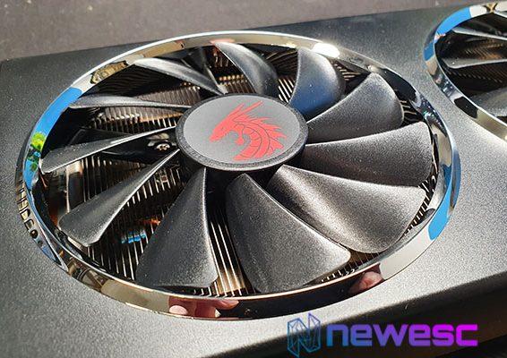 REVIEW POWERCOLOR RED DRAGON 5600XT 6GB 14GBPS DESTACADA