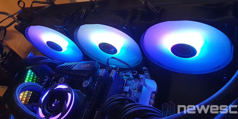 REVIEW RAIJINTEK EOS 360 RBW RGB