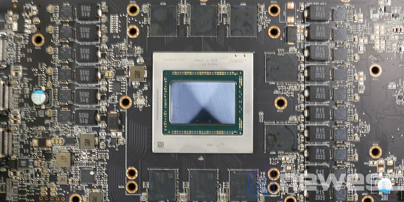 REVIEW SAPPHIRE AMD RADEON RX 6900XT CHIPSET Y MEMORIAS