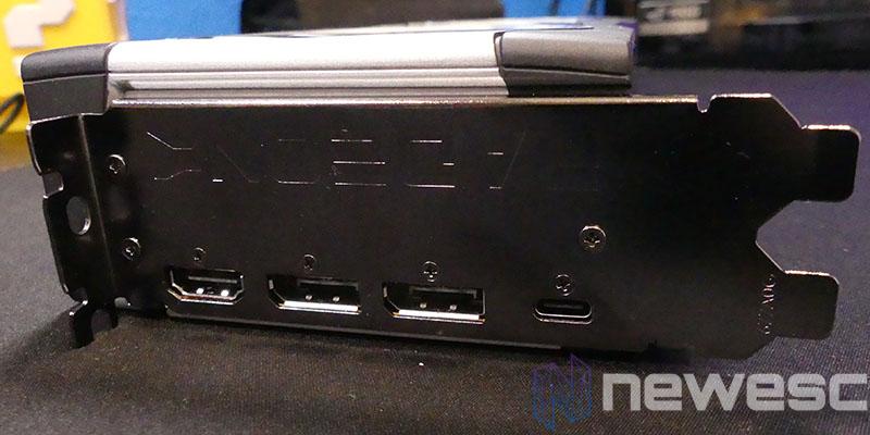 REVIEW SAPPHIRE AMD RADEON RX 6900XT CONEXIONES DE VIDEO