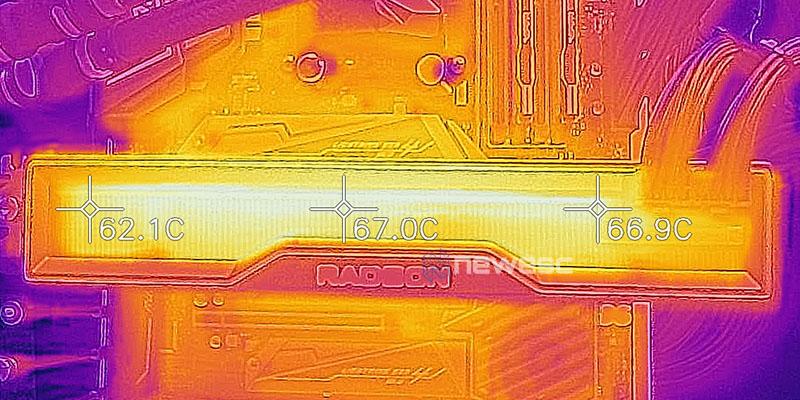 REVIEW SAPPHIRE AMD RADEON RX 6900XT TEMPERATURAS 2