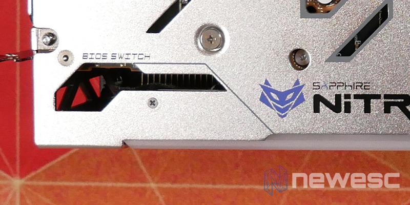 REVIEW SAPPHIRE NITRO RX 6700 XT GAMING OC BIOS SWITCH