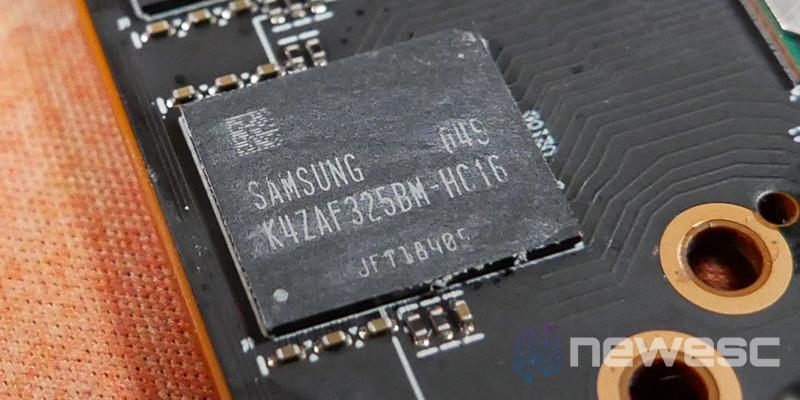 REVIEW SAPPHIRE NITRO RX 6700 XT GAMING OC MEMORIAS SAMSUNG
