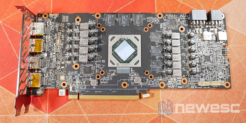 REVIEW SAPPHIRE NITRO RX 6700 XT GAMING OC PCB DELANTE