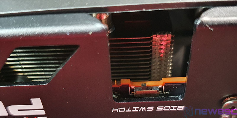 REVIEW SAPPHIRE PULSE RADEON 5600 XT BIOS SWITCH