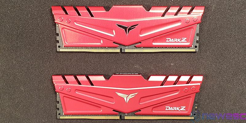 REVIEW TFORCE DARK Z 3200MHZ 32GB DELANTE